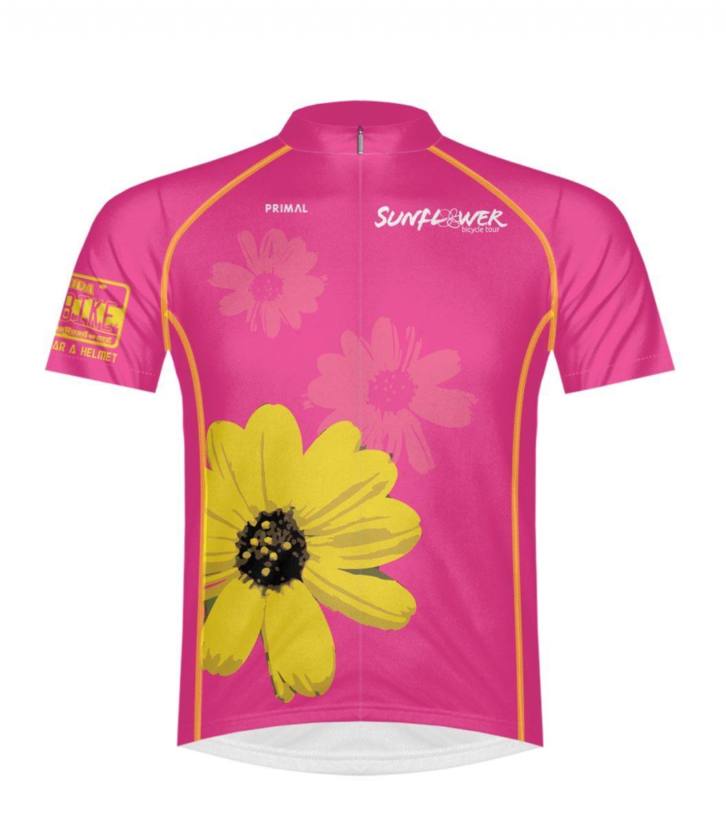 Sunflower Tour Event Jersey