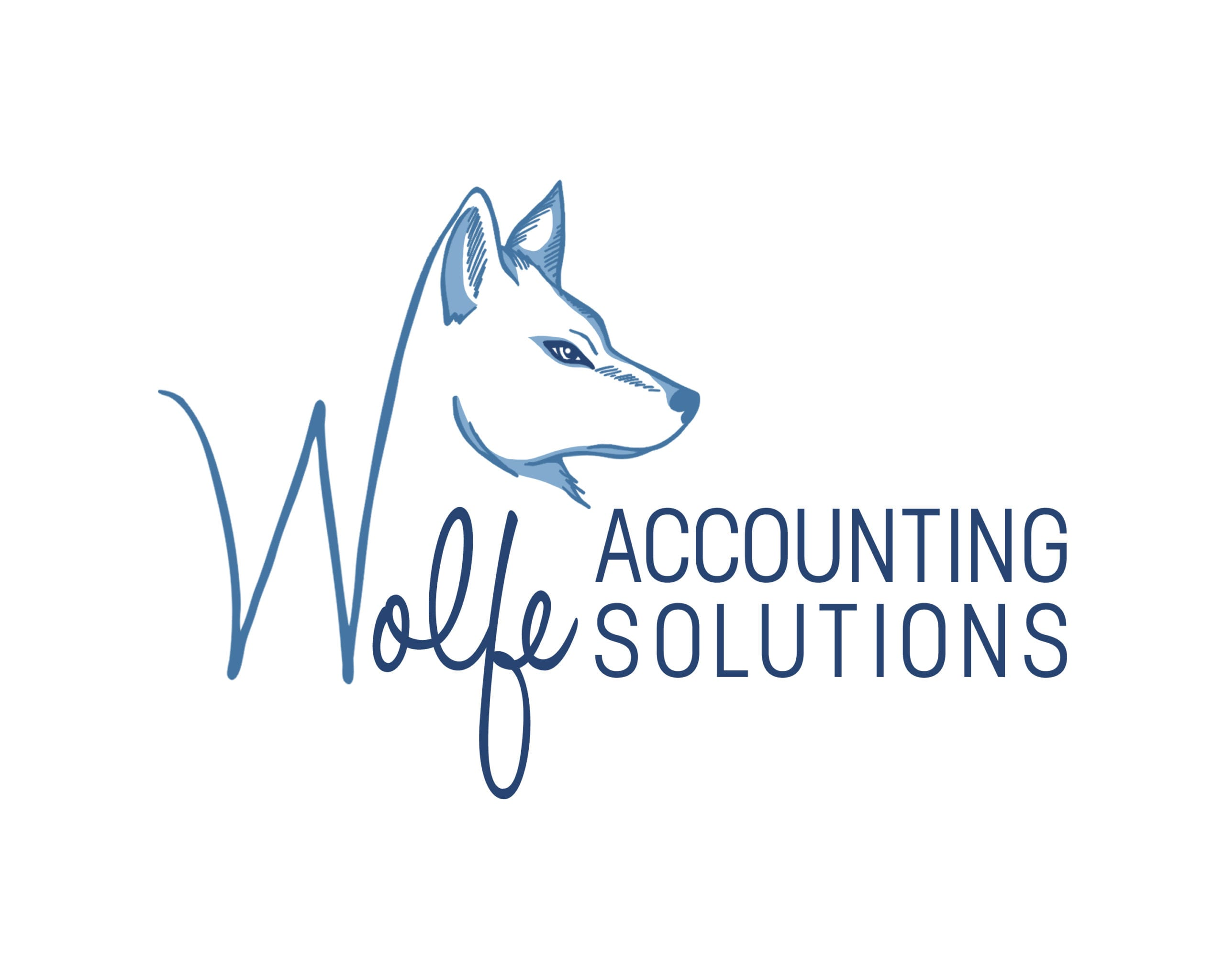 Wolfe Accounting Solutions Logo